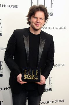 British Designer of the Year: Christopher Kane at the ELLE Style Awards