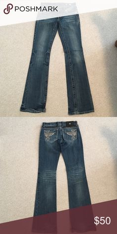 MissMe Jeans In great condition, no rips, stains, etc. Miss Me Jeans Boot Cut