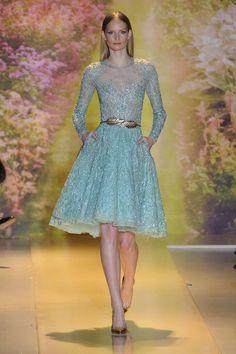 Zuhair Murad Haute Couture Spring Summer 2014 PFWHC