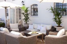 Hagemøbel - Outdoor furniture fra Artwood. San Diego sofa, stoler og bord kan bestilles hos oss: www.krogh-design.no/hage/
