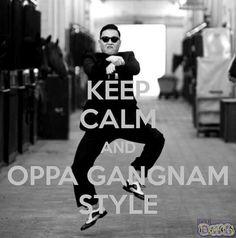 #Gangnam #Style!!!