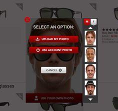 46cd6c7516 Virtual Glasses Try-On Tool  Try Eyeglasses   Sunglasses Online