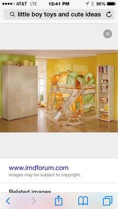 Jugendzimmer Für Jungen Gestalten Gelb Wandfarbe Bett Spielzeuge | Pokoj  Dzieciecy | Pinterest | Gelbe Wandfarben, Jugendzimmer Und Wandfarbe