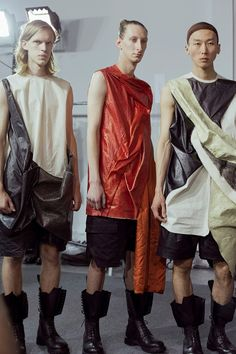 Rick Owens SS16 Paris Menswear