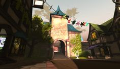 https://flic.kr/p/GpY9nw | Fantasy Faire 2016 | Visit this location at Bright Haven Sponsored by KittyCatS in Second Life