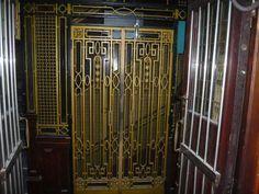 Antique Elevator For Sale In London, UK