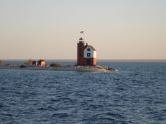 Round Island Light... Mackinaw Island, Michigan