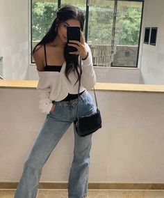 - Fits your own style instead of hours of preparation Find stylish . - – Fits your own style instead of hours of preparation Find stylish models. Mode Outfits, Retro Outfits, Cute Casual Outfits, Stylish Outfits, Vintage Outfits, Girl Outfits, Fashion Outfits, Fashion Tips, Summer Outfits