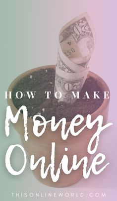 If you look up ways to make money online, you usually find a lot of fast guides or trendy money-making ideas. But in this video, we're going back to basics. I'm going to cover the 6 step process I took to quit my job and how I now make all of my money online. 😊 Note: this process took me around 2 years, and becoming a full-time freelancer and learning how to make money online takes time. However, if you're willing to put in the work, the effort is certainly worth it. Make Money Blogging, Money Tips, Way To Make Money, Make Money Online, Online Income, Online Jobs, Midlife Career Change, Creating Passive Income, Cooking On A Budget