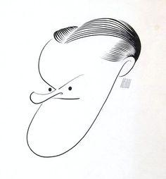 Al Hirschfeld | Al Hirschfeld art at auction