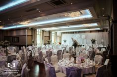 Aoife and Jonathan wanted a classic white wedding theme with their statement fresh flowers at the Brehon Hotel. Photo by K Photography Wedding Wishes, Our Wedding, Wedding Venues, Private Dining Room, Civil Ceremony, Industrial Wedding, Classic White, Fresh Flowers, Getting Married