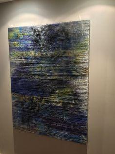 At collector's: wall #sculputre #painting by K.I.A. More: www.nu4ya.com #KIAart #KIA #KirbyIanAndersen #contemporaryart #abstraction