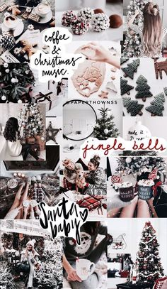 43 Ideas christmas wallpaper aesthetic collage for 2019 Wallpaper Natal, Wallpaper Collage, Christmas Phone Wallpaper, Collage Background, Christmas Aesthetic Wallpaper, Holiday Wallpaper, Aesthetic Iphone Wallpaper, Aesthetic Wallpapers, Wallpaper Backgrounds