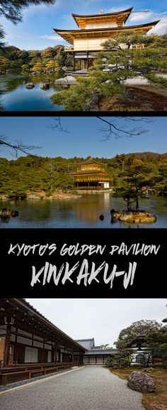 Everything you need to know to plan your visit to the Golden Pavilion Temple (Kinkaku-ji) in Kyoto, Japan