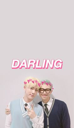 BTS / Namjin / Wallpaper