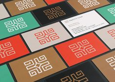 Tahiti.com Brand Identity business cards