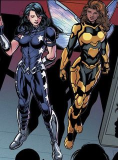 Dc Comics Women, Dc Comics Girls, Couples Comics, Young Justice Characters, Dc Characters, Marvel Dc, Marvel Comics, Comic Book Girl, Comic Books