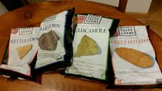 Mama Smith's Review Blog: Food Should Taste Good Chips - Review & Giveaway!