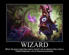 But I give them the illusionist anyway...