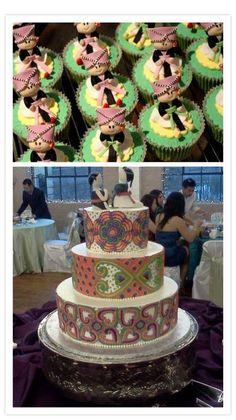 hmong wedding cakes