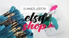 behind the scenes of my 5 star ETSY SHOP!