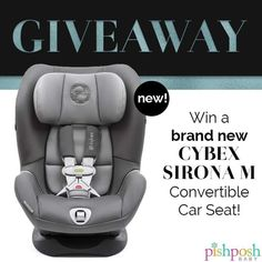 🎉🎉REMINDER!!! GIVEAWAY ENDS SUNDAY!!! 🎉🎉  Win a brand-new CYBEX Sirona M convertible car seat! Features the SafeSensor clip that works with the built-in app to track your child's temperature, time spent in the car seat, and warns parents of improper harnessing and much more!  TO ENTER:  https://www.instagram.com/p/BgWLFd5lyRq/   Giveaway closes Sunday, March 25, 2018 at 11:59pm EST - winner announced shortly after that!   G🌷O🌷O🌷D L🌷U🌷C🌷K!