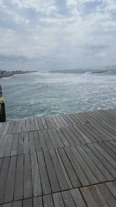Ostia Beach - La Vecchia Pineta - August 215 (picture taken by Laura Tolomei) August 24, Sea Waves, Some Pictures, Deck, Water, Outdoor Decor, Home, Ocean Waves, Gripe Water