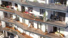 In Germany, citizens band together and form Baugruppen — housing collectives that privately design and develop their own apartment buildings. These homes can cost 10 to 20 percent less than traditionally developed apartments.
