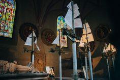 Aarreaitta. Kohtaamisia. Näyttelykierros: Matkalla – kaksi taiteilijaa kirkossa. Markku Hakurin ja Jan Kenneth Weckmanin yhteisnäyttely Turun tuomiokirkossa.