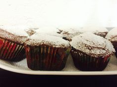 Chocalate cupcakes by me. :)