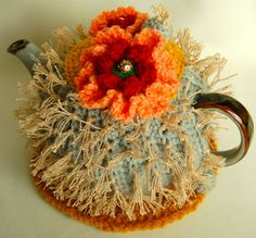 Tea Cozy ,Easter gift,Wedding present,kitchen decoration,Mother Day gift Tea Cosy Pattern, Christmas Gifts, Christmas Decorations, Tea Cozy, Teapots And Cups, Easter Gift, Tea Cosies, Cozies, Knitting Projects