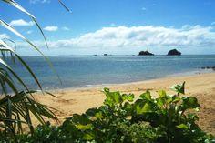 Honeymoon option View from Mango Bure verandah