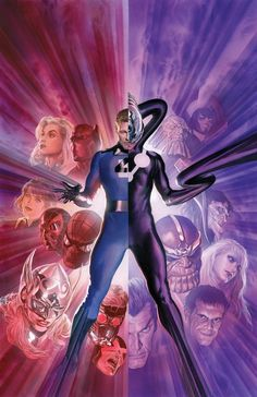 Secret Wars #3 by Alex Ross