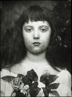 Florence Fisher by Julia Margaret Cameron 1872