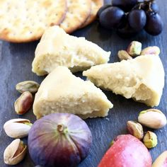 ThisVegan Brie Cheese is surprisingly similar to the real thing, easy to make and seriously addictive! Gluten-free and cashew-based.
