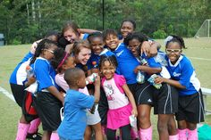 North Star is a soccer ministry in West Birmingham that provides quality soccer coaching at an affordable cost. The club allows many children in the area who may not have the opportunity to play on a team a chance to participate.