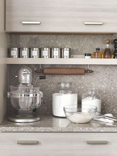50 Best Small Kitchen Storage Ideas For Awesome Kitchen Organization 29 50 Best Small Kitchen. 50 Best Small Kitchen Storage Ideas For Awesome Kitchen Organization 29 50 Best Small Kitchen Storage Ideas For Awesome Kitchen Organization Baking Organization, Apartment Kitchen Organization, Baking Storage, Organization Station, Organization Ideas, Flour Storage, Apartment Ideas, New Kitchen, Kitchen Decor