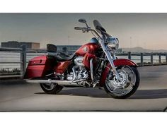 """Used 2013 Harley-Davidson CVOâ""""¢ Road King® Motorcycles For Sale in Pennsylvania,PA. Cruise with class and tour in comfort—brash boom bagger style, sound and plenty of premiums give this light tourer some heavy street swagger. The 2013 Harley-Davidson® CVOâ""""¢ Road King® FLHRSE5 model is the ultimate hot rod boom bagger. It packs a premium audio system that plays through speakers in the fairing lowers and saddlebag lids. For 2013, the CVO Road King model comes in an even more limited…"""
