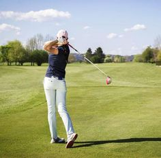 Summer Sports That Torch Serious Calories: Golf