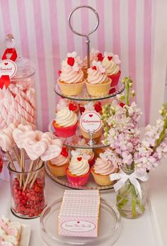Hostess with the Mostess® - Pink & red Kitchen Tea