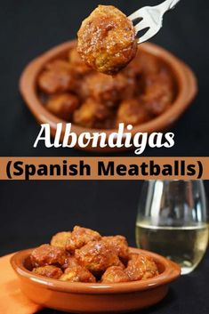 Spanish Meatballs in Smokey Tomato Sauce. A perfect appetizer or part of a complete Spanish Tapas Menu Tapas Menu, Tapas Dishes, A Food, Good Food, Yummy Food, Spanish Meatballs, Spanish Tapas, Most Delicious Recipe, Food Website