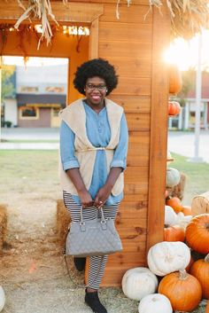 Diversity Chic: All About that Vest