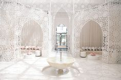 The Royal Mansour in Marrakech could only be a sign that a future trip is imminent. This masterpiece, nestled within Marrakesh's medina, was...