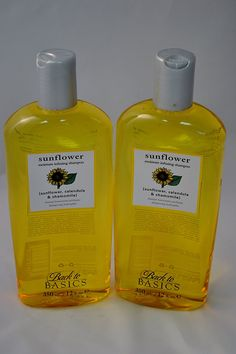 Back to Basics Sunflower Moisture Infusing Shampoo 12 oz ~ 2 PACK ** Want additional info? Click on the image.