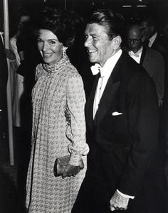 On this day in 1966, California Republicans nominated former Hollywood actor Ronald Reagan for governor. He won the election in November, and served two terms from 1967-1975. In 1975, Ronald Reagan announced his candidacy for the 1976 Presidential election. He lost the race for the nomination, but his campaign laid the groundwork for the 1980 election. Pictured here, Ronald Reagan and Nancy Reagan at the Governor's Inaugural Ball inSacramento,California. January1971. Thanks to…