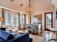 VRBO.com #3693016ha - Luxury Carriage House for up to 4, Shares Private Pool with Main House, Near Rosemary Beach Town Center: New Providenc...