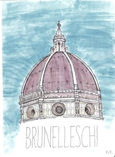 Brunelleschi - Santa Maria del Fiore