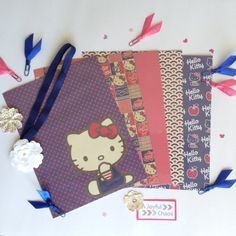 These Hello Kitty covers and dividers are just too cute! It really doesn't matter how old you are when it comes to HK!