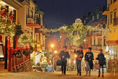 quebec at christmas time | Holiday Time