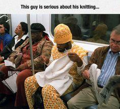 Knitting Master